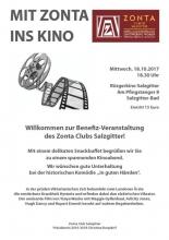 ZC Salzgitter  | Benefiz-Kinoabend in Salzgitter Bad