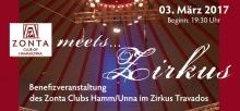 Internationaler Frauentag 2017| Benefiz-Event im Zirkus Travados Unna