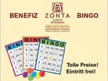 Zonta Club Offenburg | 1. Benefiz Bingo